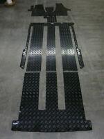 Gummimatten für Mercedes W447 V-Klasse + Fahrgastraum Kofferraum KOMPLETTSET $$$