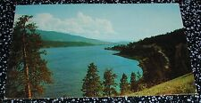 Beautiful Kalamalka Lake B.C. Postcard Canada
