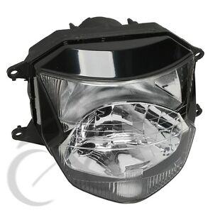 Faro principal Conjunto de lente de lámpara Fit For Honda CBR1100XX 97-07