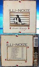 Illi-Noize - Get Ready (CD, 1990, BMG Ariola Munchen GmbH, Germany) RARE