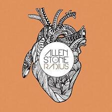 Allen Stone - Radius (NEW CD)