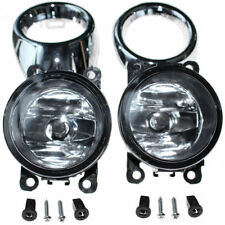Clear Lens Driving Fog Lights Bumper Lamps + Bulbs For Ford Focus 2012 2013 2014