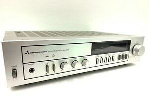 Mitsubishi DA-U640 Stereo Integrated Amplifier 100 Watts RMS Refurbished Perfect