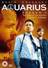 Aquarius: Season 2 [DVD][Region 2]