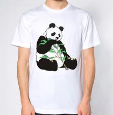 Panda Eating Bambi T-Shirt