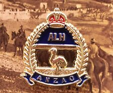 Australia Light Horse Lapel Pin Remembrance Day * ANZAC Day* 25mmx30mm