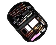 Maniküre Pediküre Make Up Set Etui 19-tlg. Nageletui Nagelpflege Nagelfeile NEU