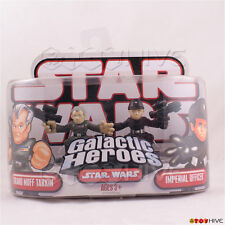 Star Wars Galactic Heroes Grand Moff Tarkin and Imperial Officer 2 figure pack