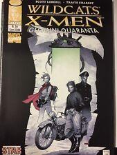 Direttamente dagli anni novanta: WildC.a.t.s. vs X-Men!