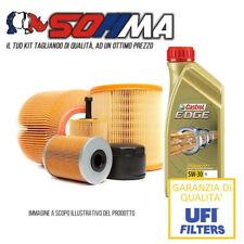 Kit tagliando 4 filtri SOFIMA 5 lt Castrol 5W30 VW Touran 2.0 TDI KF0006/so