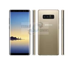 NEW SAMSUNG GALAXY NOTE 8 N9500 DUMMY DISPLAY PHONE - GOLD - UK SELLER