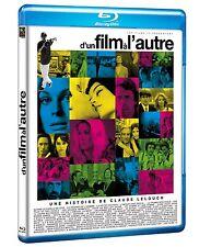 D'UN FILM A L'AUTRE                 --  NEUF ------  BLU RAY