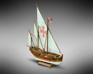 Nina Caravelle (Series Mini Mamoli) Ship IN Wood 1:106 Wooden Ship Model Kit