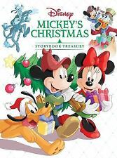 Storybook Treasury Ser.: Mickey's Christmas Storybook Treasury (2017, Hardcover)