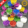 Glitter Pots Chunky Fine Holographic Eyes Lips Face Body Hair Craft Nail Art