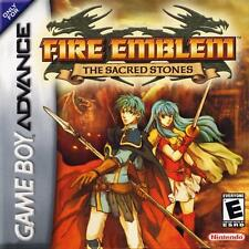 Fire Emblem Nintendo Game Boy Advance Video Games