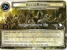Lord of the Rings LCG - 1x Race to Rivendell #029 - The Black Riders