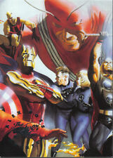 MARVEL SILVER AGE, ALEX ROSS SALUTES THE SILVER AGE CARD AR2