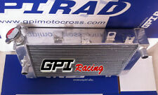 ALUMINUM RADIATOR YAMAHA ATV QUAD GRIZZLY YFM700/550 2007-2011 2008 2009 2010