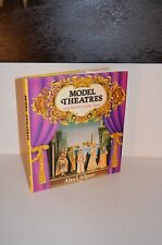 Model Theatres by Alan J. Allport UK 1st/1st 1978 William Luscombe Hardcover