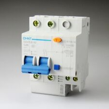 Dz47Le-32 2p C25 25A 230V Earth Leakage Protection Circuit Breaker