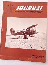 AAHS Journal Airplane Magazine Curtiss Condor 2 Spring 1967 121516rh2