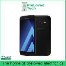 Samsung Galaxy A3 (2017), 16GB Storage, CIELO NERO, rete Sbloccato-GRADE A