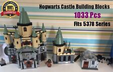 WOW Harry Potter Hogwart Castle 1033 Building Blocks -Compatible with 5378 model