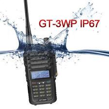 Nuevo Baofeng GT-3WP V/U Dual Band IP67 waterproof CTCSS/DCS FM Radio Emisora