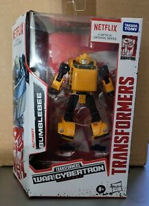 Hasbro Transformers Generations WFC Trilogy Netflix Bumblebee