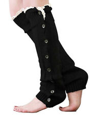Leggings Socks Black Button Black and Lace White, Steampunk