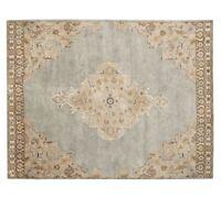 UK Rugs Bryson Design Handmade Tufted Persian Style Woolen Rugs & Carpet