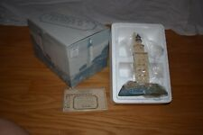 Harbour Lights La Coruna Spain 235 Lighthouse Box Coa 1999 B Younger Signed Cib