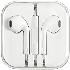 New Earphones Headphones With Remote & Mic For iPhone 6S 6 Plus 5 5S 4