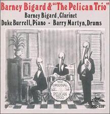 Barney Bigard-Pelican Trio, the [european Import] CD NEW