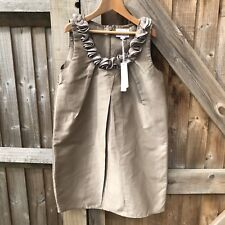 Next Signature Girls Metallic Tunic Party Dress Age 10 BNWT