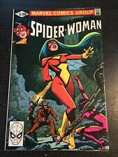 Spider-woman#36 Incredible Condition 9.0(1981) Wow!!