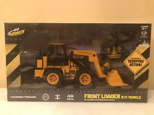 Kid Galaxy Remote Control Front Loader RC Construction Toy Digger