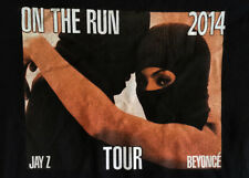 Jay Z – Beyonce - On The Run 2014 Tour Concert T-Shirt – Size L