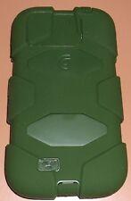 Griffin Survivor Military Grade case Galaxy S4, Green, built in screen protector