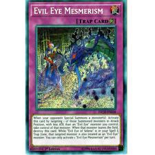 Evil Eye Mesmerism - INCH-EN038 - Secret Rare - 1st Edition