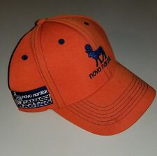 Chip Ganassi Racing Novo Nordisk Shift Hat NWT Orange
