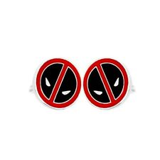 Marvel Comics Deadpool Cufflinks