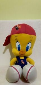 Looney Tunes TWEETY BIRD Vintage PLUSH TOY 34cm / 13.4""