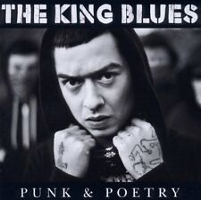 King Blues - Punk and Poetry [CD]