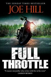 Full Throttle: Contains IN THE TALL GRASS, now on Netflix! by Hill, Joe Book The