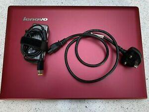"Lenovo G50-70 Laptop 15.6""Intel i3 CPU 4GB RAM 500GB HDD Windows10 Excellent"