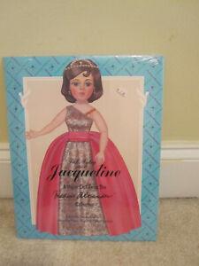 Paper Doll Book 1994 Jacqueline Madame Alexander UNCUT sealed