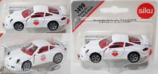 Siku 1498 Porsche 911 Carrera S, Ein Herz für Kinder, Modell 2004-2008, ca. 1:55