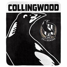 Collingwood Magpies Fleece Throw Rug
